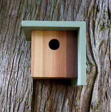interior: Unique Concept Of Birdhouse Design Ideas Designed In Small Size  And Simple Look Which