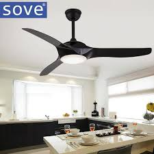 2018 52 inch led brown white black ceiling fans with lights remote control living room bedroom home ceiling light fan lamp from i 401 81 dhgate com