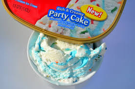 Food And Ice Cream Recipes Review Friendlys Party Cake