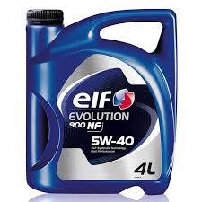 "<b>Моторное масло Elf</b> ""<b>Evolution</b>. 900 NF"", 5W-40 — купить в ..."