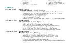 cover letter description resume objective examples for gym receptionist job description