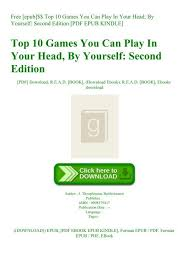 free epub top 10 games you can play