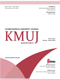 Khyber Medical University Journal