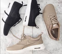 shoes tan nikes nike sneakers running sneakers running shoes nike shoes leather low top