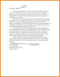 Bunch Ideas of Writing A Letter To The Editor Examples For Your Worksheet