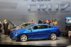 Chevy Cruze Hybrid Coming Soon To Join Diesel, Gasoline Models?