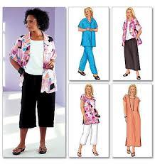 Plus Size Skirt Patterns Unique Butterick Ladies Plus Size Sewing Pattern 48 Tops Dress Skirt