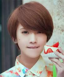 Charming short red hairstyles ideas Brown Hairstyle Cute Short Korean Bob Haircut With Bangs The Cuddl 30 Cute Short Haircuts For Asian Girls 2019 Chic Short Asian