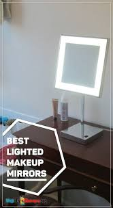 7 amazing tricks to get the most out of your lighted makeup mirror
