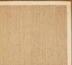 color bound seagrass rug natural pottery barn in area rugs plans 11