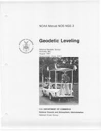Geodetic Leveling