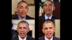 Fake-obama The 'deep Fakes' How Science Video News - To Era True Abc What's In Know