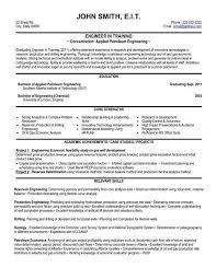 21 Fresh Engineering Resume Format Bizmancan Com