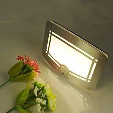 Infrared Bathroom Light Beautiful Night Light Infrared Pir Motion Sensor Led Wall Light