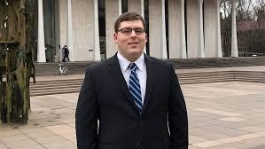 Michael Wisner Polk Native Wisner Awarded Top Fellowship At Princeton