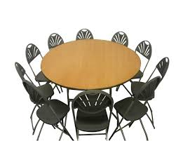 66 round table seats 10 full sit down dinner