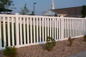 vinyl fencing. Vinyl Fence Fencing