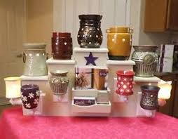 Scentsy Display Stand DIRECTOR Display Stand FOR COMPATIBLE wScentsy PartyLite Plug 4