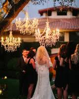 outside wedding lighting ideas. wedding chandeliers outside lighting ideas