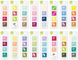 Hero Arts Shadow Ink Color Chart Hero Arts Color Layering Blog Hop Giveaway Yana Smakula