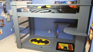 for building my son s loft bed and came across your design it helped greatly i made a few modifications added a head board desk and lego storage at