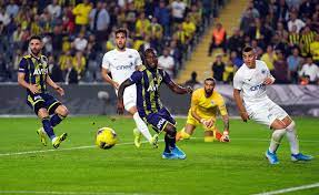 Fenerbahçe: 3-2 Kasımpaşa