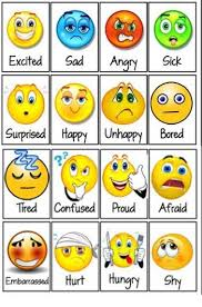 Feelings Chart For Kids Pin By Raise Your Vibration With Sophie On Raise Your