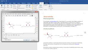pictures for office. Editable Chemical Structures In MS Office Using JChem Technology Pictures For
