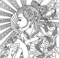 Easy Steampunk Coloring Pages Download Coloring For Kids Amatcardco