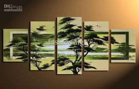 paintings for office walls. Wall Scenery Landscape Oil Painting Canva Modern Home Office Decoration Art Decor Gift Handmade Paintings For Walls R