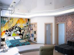 Nice Wallpapers For Bedrooms 20 Cool Teenage Room Wall Decor Ideas Chloeelan