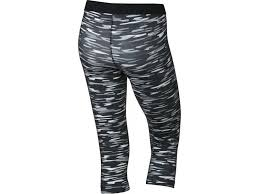 nike 3 4 tights. women\u0027s nike pro haze 3/4 capri running tights - 729415 3 4