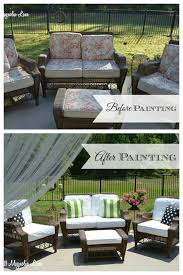Small Picture 12 Outdoor Furniture Makeovers Easier Than You Think