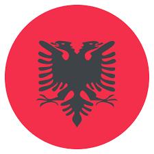 Bildergebnis für flagge albanien