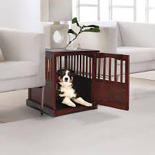 dog crates furniture style. beautiful furniture wooden pet crate table for dog crates furniture style