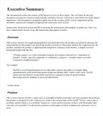 Apa Format Template Example Executive Summary Template Incident Report Home