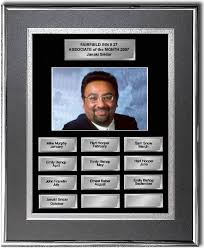 Employee Of The Month Photo Frame Employee Of The Month Frame Award Gunmetal Silver