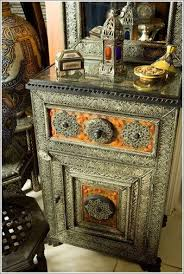 Image Moroccan Inspired Pinterest Gypsy bohemian Small Chest Gypsy Bohemian Moroccan