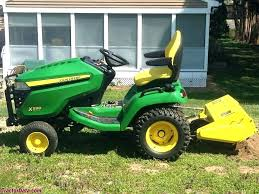 john tillers tiller attachment deere used image 4 garden tractor and attachments mower manual