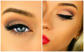 eye makeup for over 50 hooded eyes photo 2