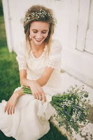Svatební účesy Boho časopis Tvoje Svatba