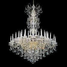 schonbek new orleans light crystal chandelier 3663