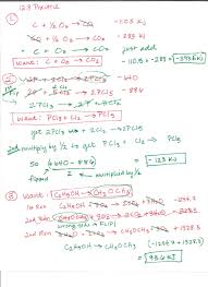 hess law worksheet solutions page 1 page 2 page 3 page 4