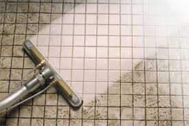 ... tile cleaning