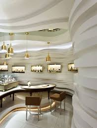 Glass Showcase Jewelry Vitrine Display Jewellery Showroom Shop Stunning Jewelry Store Interior Design Plans