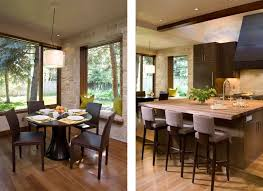 Ranch House Interior Designs Cool Contemporary Ranch House Remodel Contemporary Dining Room Interior
