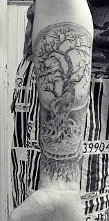я люблю татуировки