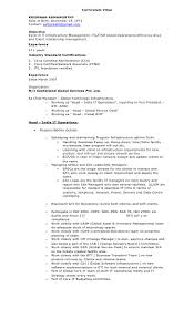 IT Head - Resume. Curriculum Vitae KRISHNAN RAMAMURTHY Date of Birth:  December 14, 1972 Contact: sathpreeth@ ...