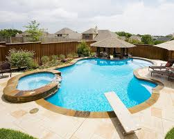 pool designs with bar. Free Form Swimming Pool Designs Unique Freeform Diving And Raised Spa With Swim Up Bar Y
