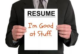 Tips for Writing Good Resumes: Do's and Don't's